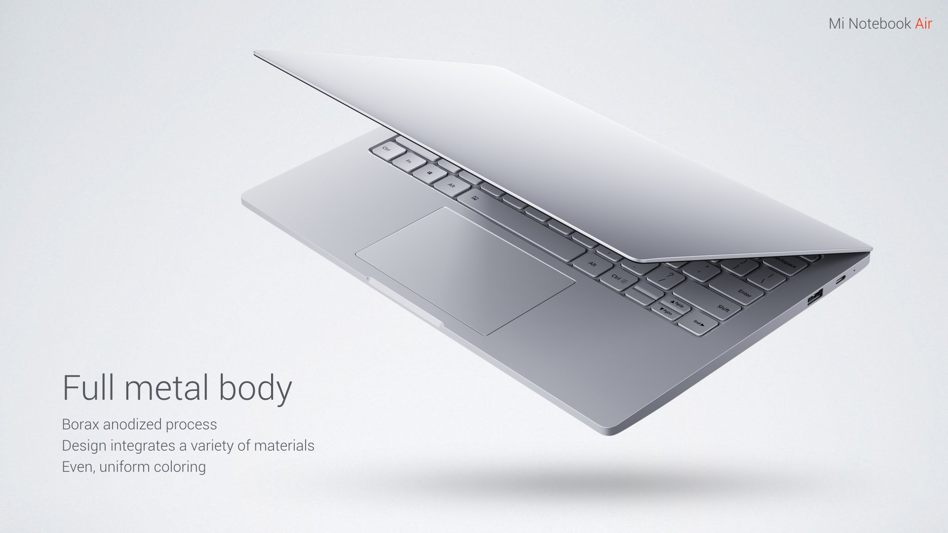 Xiaomi Mi Notebook Air 1