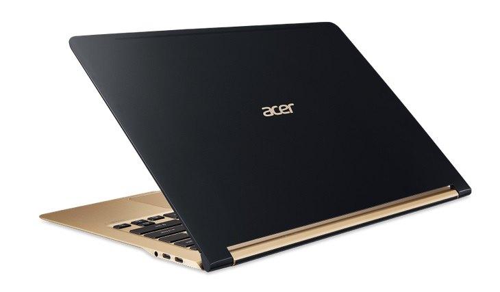 Acer Swift 7 Rückseite