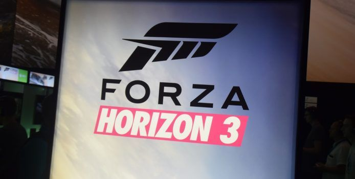 Forza Horizon 3 wurde in der ersten Woche mehr als 382.000 Mal gekauft