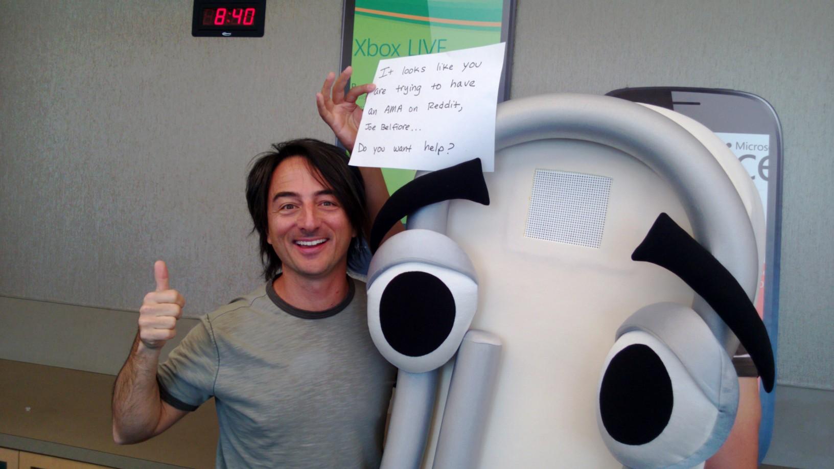 Joe Belfiore Reddit AMA