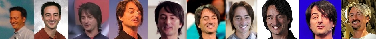 Joe Belfiore Years