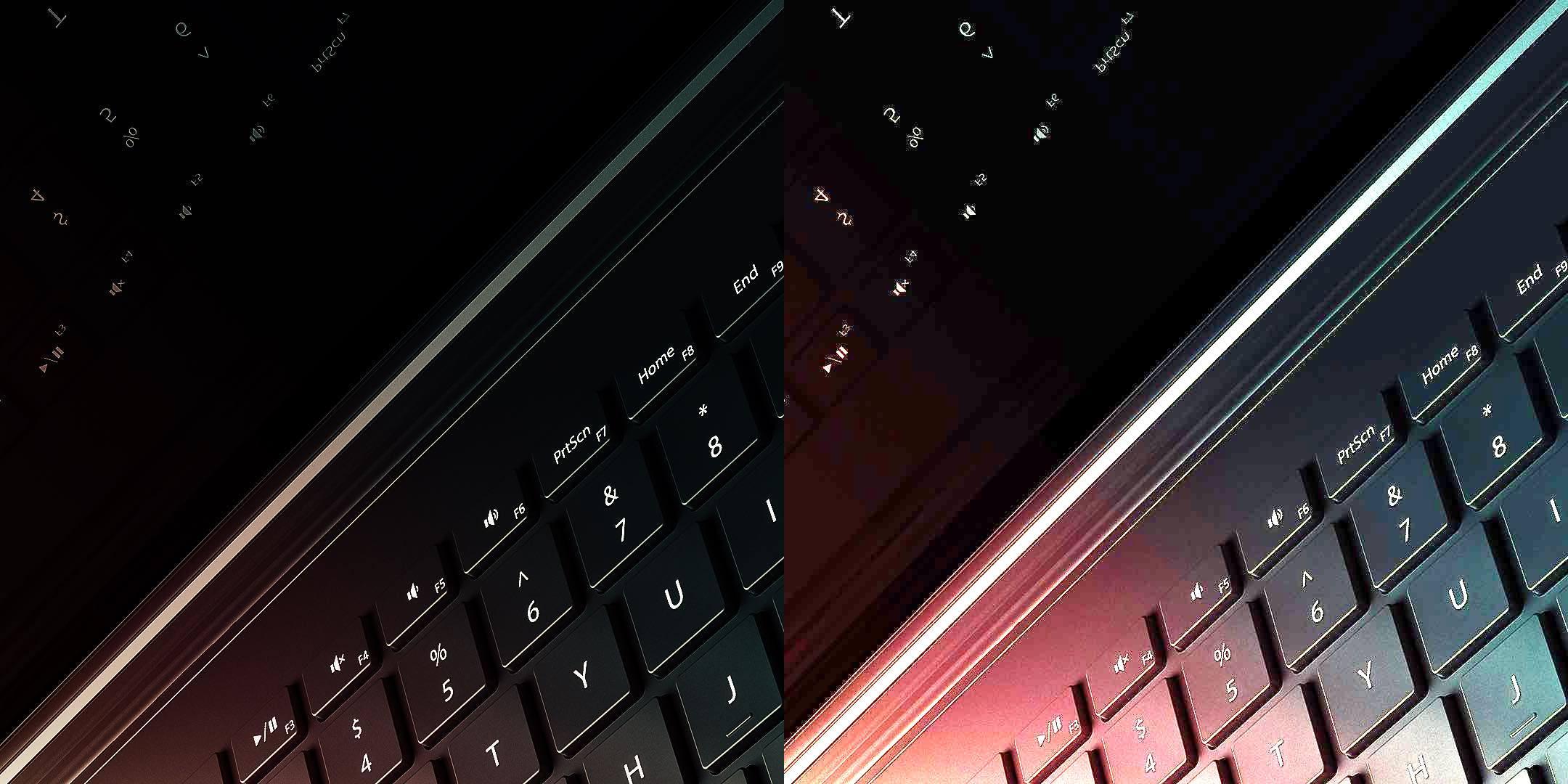 Microsoft Surface Book 2 Scharnier Leak