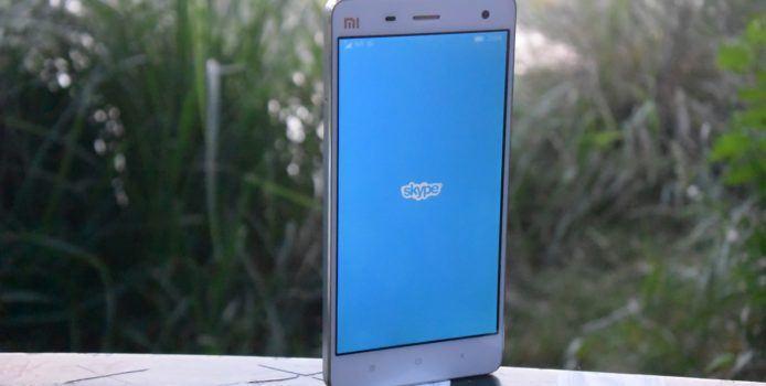 Skype Preview bekommt Authentifizierung für SMS-Synchronisation