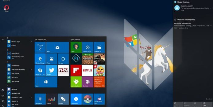 Windows 10 Build 14393.351 wird im Slow und Release Preview Ring ausgerollt