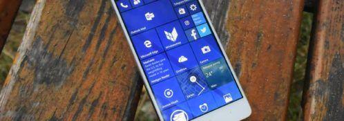 Windows 10 Mobile Xiaomi Mi4 Start Home
