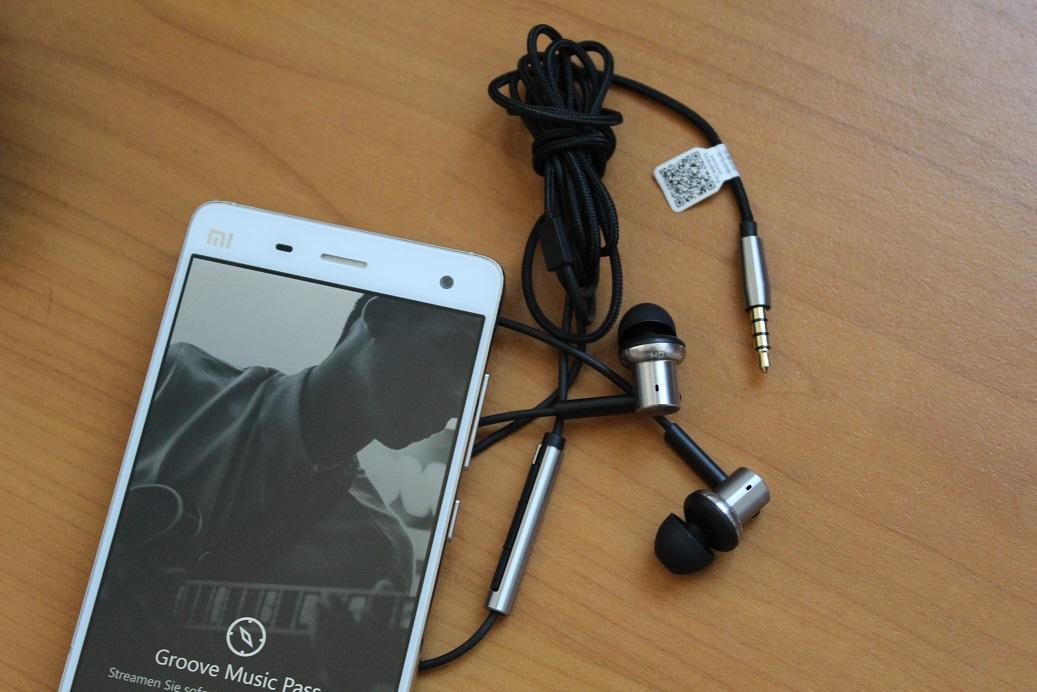 Xiaomi Mi4 Xiaomi Kopfhörer