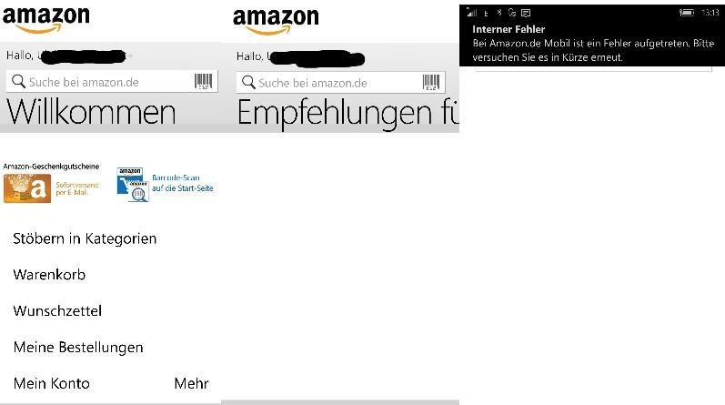 Amazon App Funktioniert Nicht Richtig
