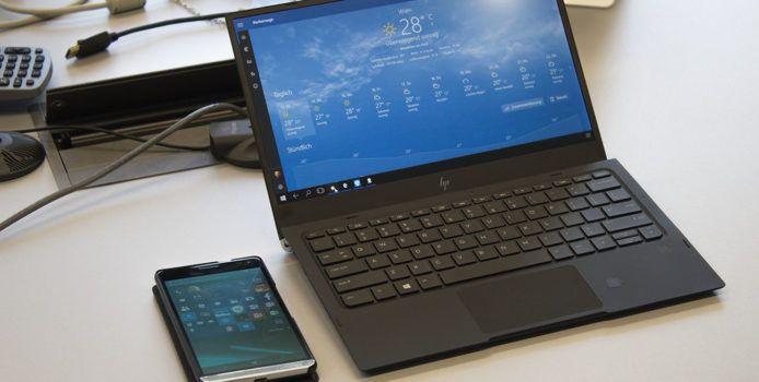 Studie: Einer von 6 Mitarbeitern wählt Continuum statt Windows 10 PC