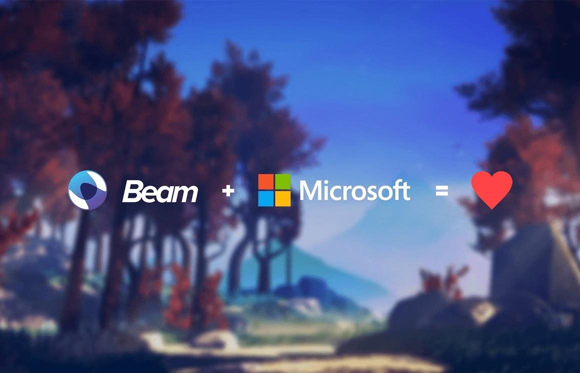 Microsoft Beam