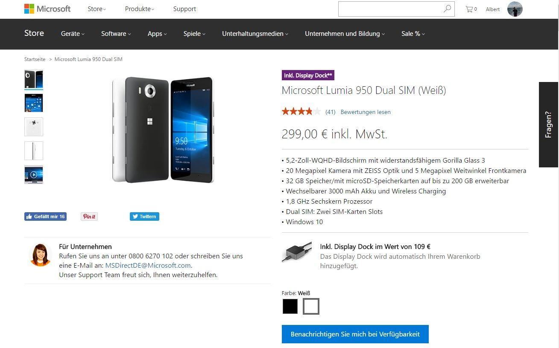 microsoft-lumia-950-dual-sim-ausverkauft-bestellung-store