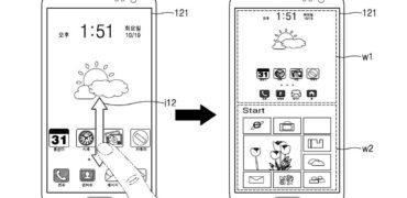Samsung Patentantrag