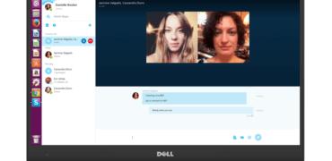 Skype Linux Alpha Anruf