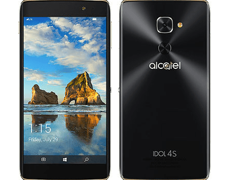 Alcatel Idol 4S mit Windows 10 Mobile kurz bei T-Mobile USA gelistet