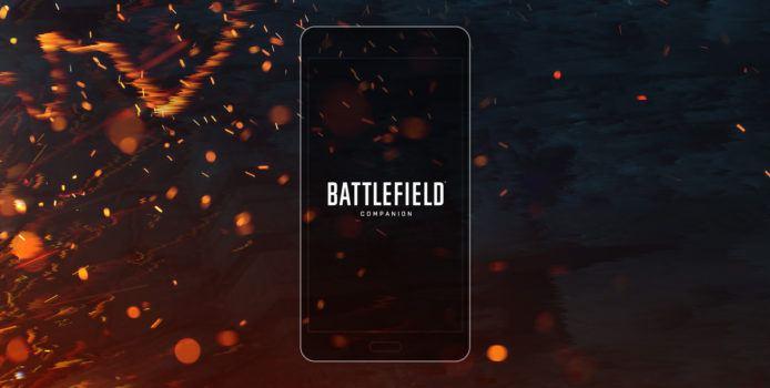 Battlefield Companion App jetzt für Windows 10 Mobile herunterladen