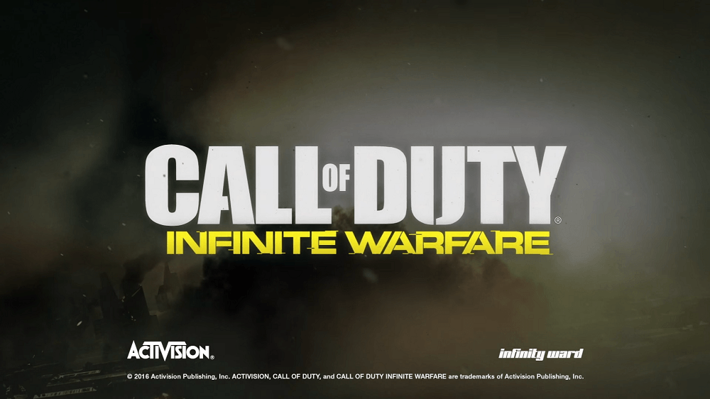 Call Of Duty Inifnite Warfare Im Windows Store Verfügbar Mit Haken