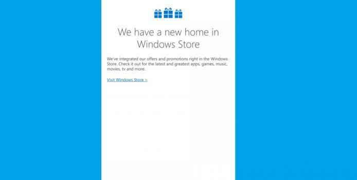 Lumia Offers für Windows Phone wird eingestellt