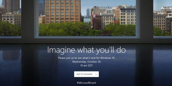Microsoft Oktober-Event: Wann, wo und was kommt?