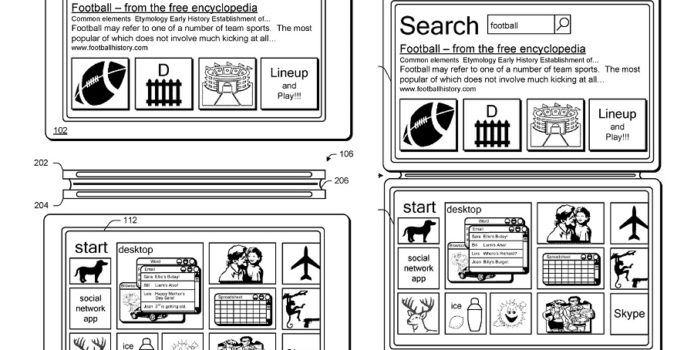 Microsoft-Patent beschreibt Verbindung zweier Surface-Tabets über den Tastatur-Anschluss