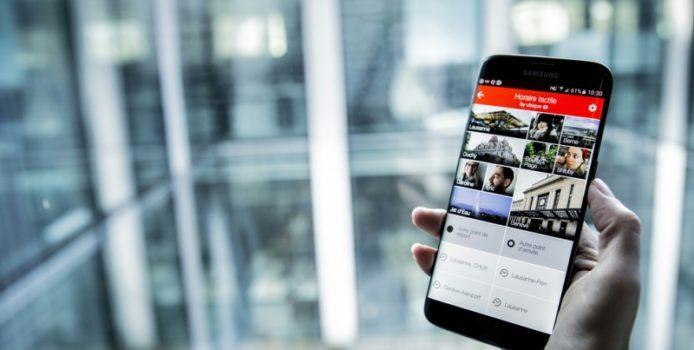Schweizer Bundesbahnen arbeiten einer Windows 10 Mobile-App