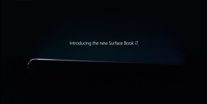 Microsoft stellt das Surface Book i7 offiziell vor – Doppelte Performance, 30% mehr Akku