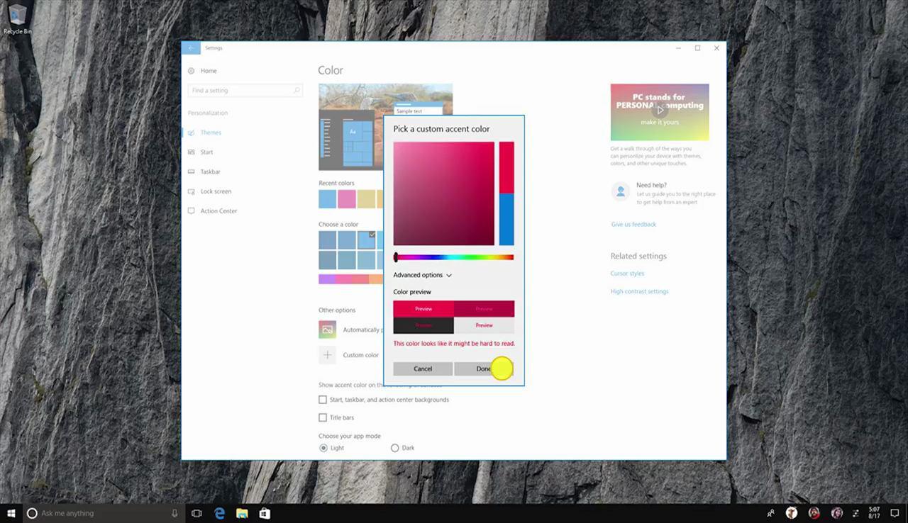 windows-10-creators-update-live-tile-color-picker
