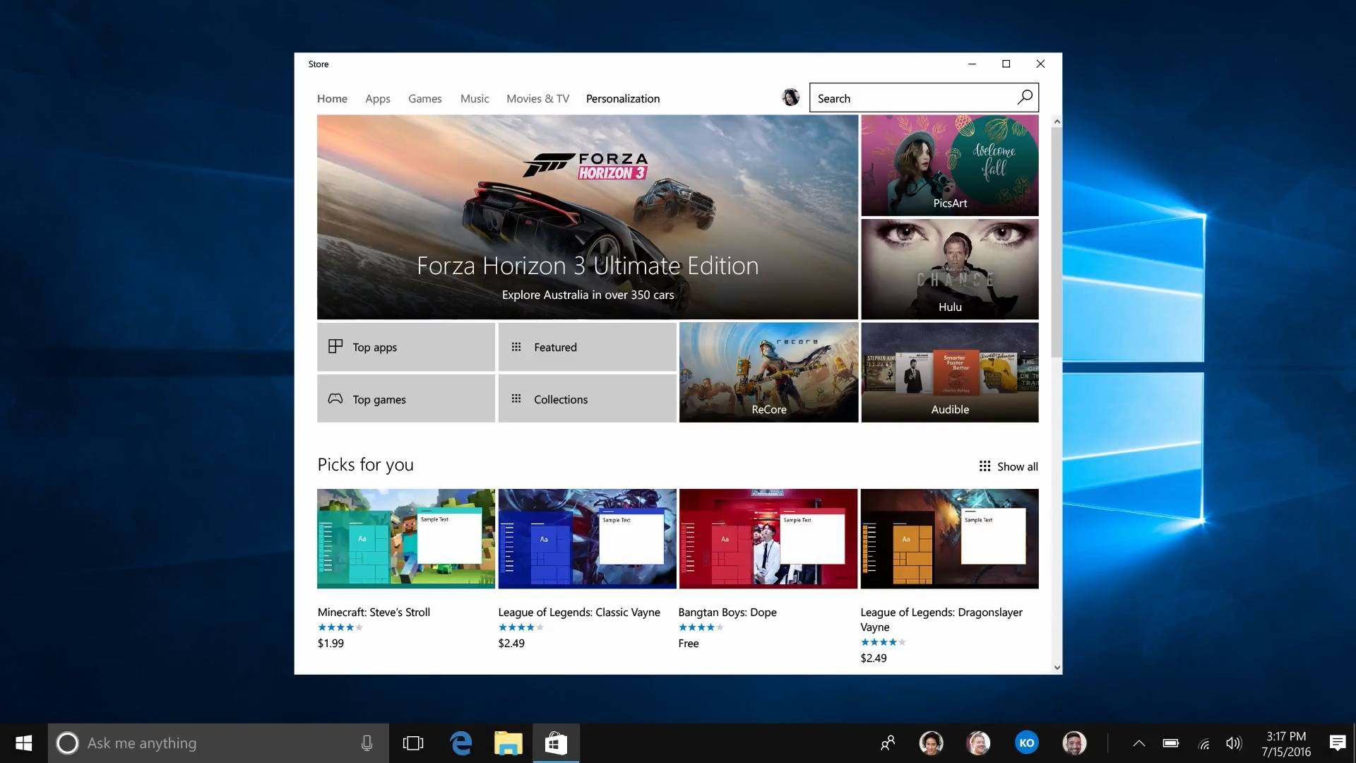 Video analyse welche neuerungen kommen mit dem windows 10 for Windows 10 update