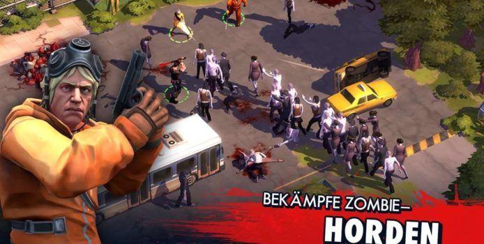 Gameloft bringt Zombie Anarchy in den Windows Store
