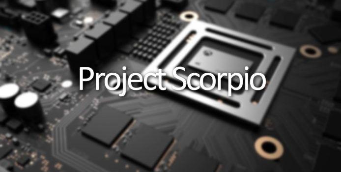 Motion: Neue Designsprache für Xbox Project Scorpio in Entwicklung