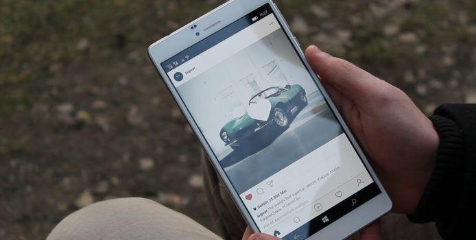 Instagram für Windows 10 Mobile benötigt nun auch 2 Gigabyte Arbeitsspeicher