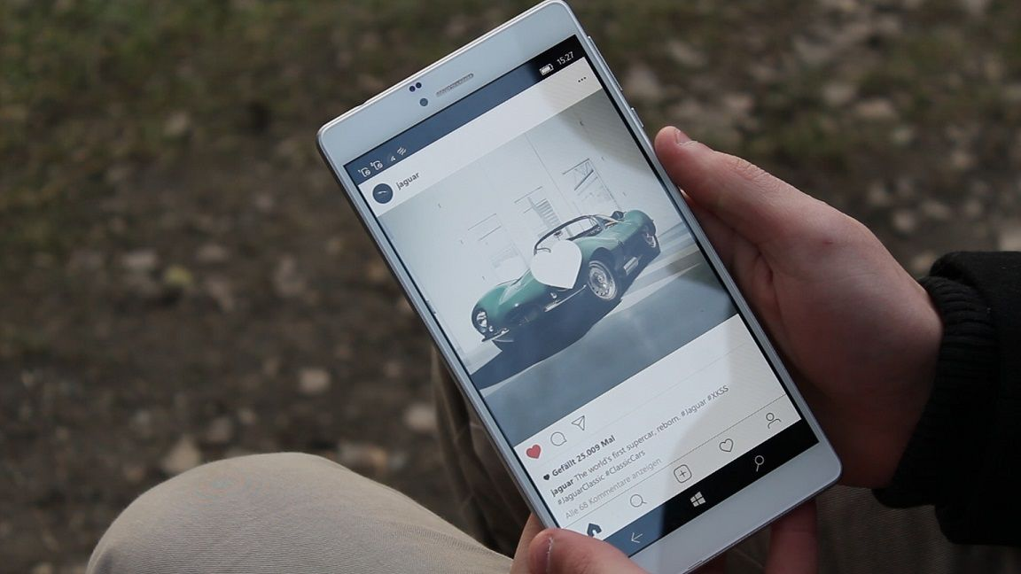 download instagram windows 10 mobile