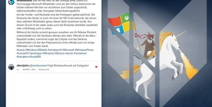 Instagram erhält Kommentar-Likes, zum Start auch für Windows 10 Mobile
