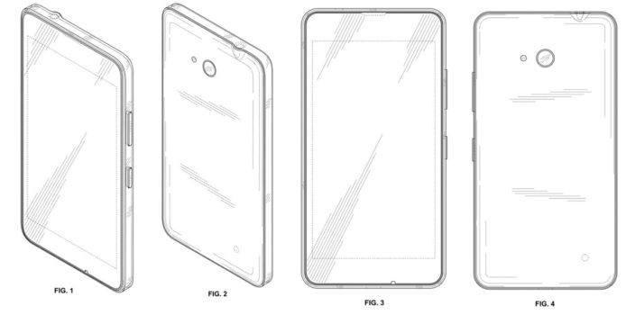 Neues Microsoft-Patent zeigt kein Surface Phone, sondern das Lumia 650