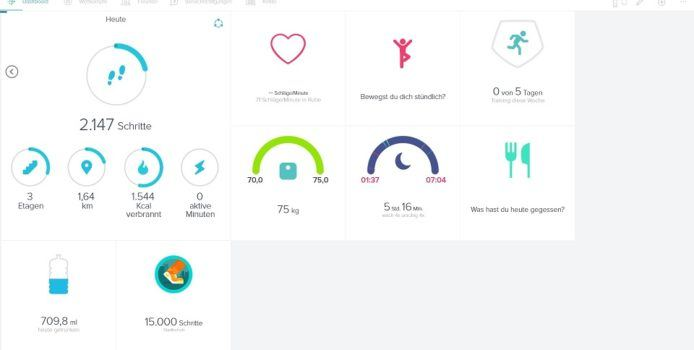 Fitbit-App für Windows 10 erhält verbessertes Design & GPS-Genauigkeit