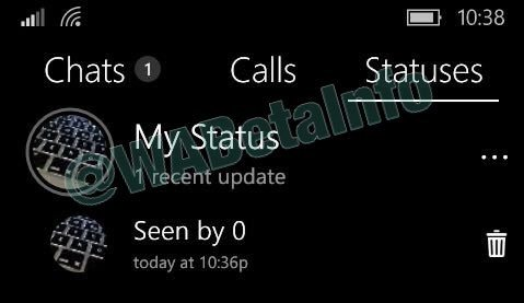 Whatsapp Status Ab Sofort In Deutschland Für Windows Phone