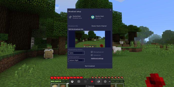 Beam-App wird für ausgewählte Xbox Insider ausgerollt