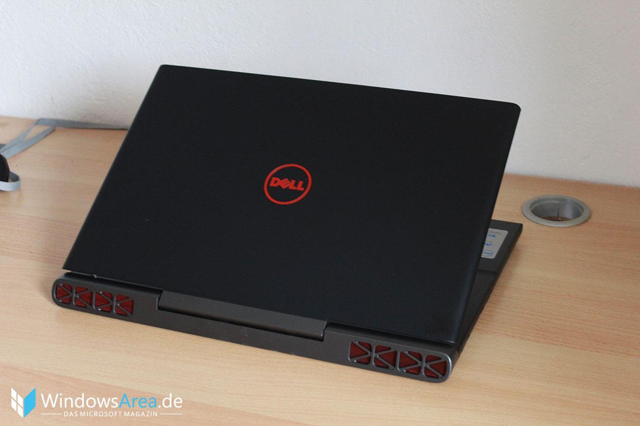 Dell Inspiron 15 7000 Gaming Mit Gtx 1050 Ti Grafik Im Test