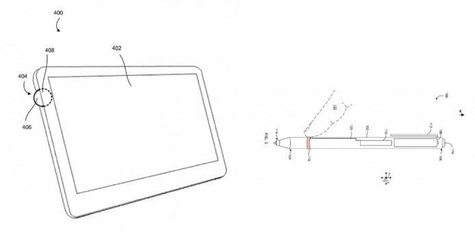 Microsoft-Patent beschreibt Jog Dial für Surface-Tablet und Pen