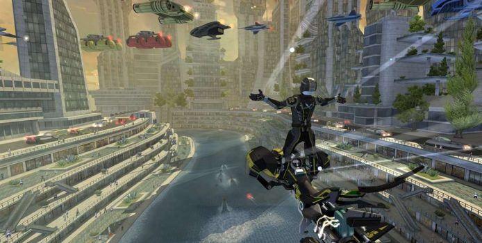 Riptide GP: Renegade ab sofort für Windows 10 & Xbox One verfügbar