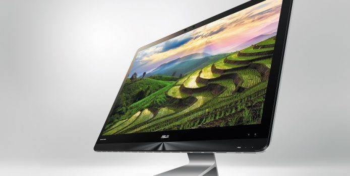 ASUS Zen AiO ZN270: Premium All-in-One-PC mit Windows 10 vorgestellt