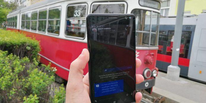 WhatsApp Beta für Windows Phone erhält lang ersehntes Feature