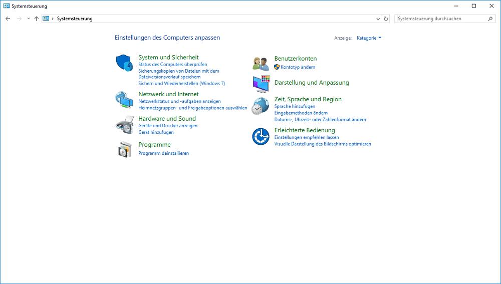 windows 10 bildschirm ausschalten einstellen