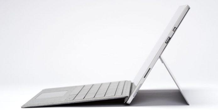 Microsoft: Deshalb hat das Surface Pro keinen USB Typ-C Anschluss