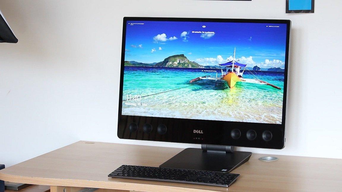 Dell Xps 27 7760 Test Der Pc Klopft Wieder An Die Wohnzimmertür