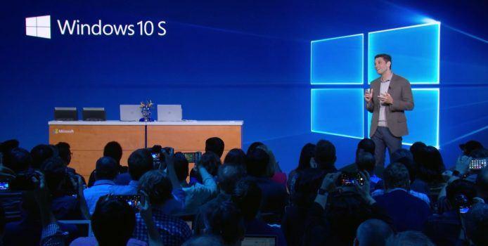 Windows 10 S hat mehr Einschränkungen als gedacht