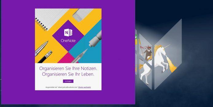 OneNote Windows 10-App bekommt ein großes Update