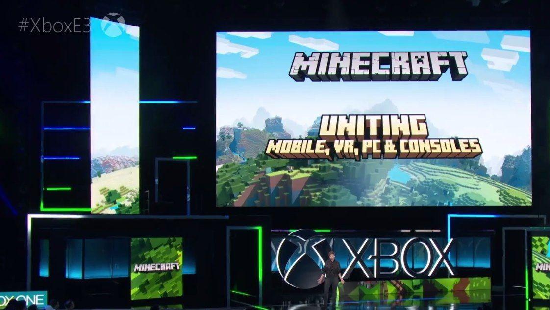 Minecraft Coins Und DLCs Unterstützen Ebenfalls Crossplay - Minecraft konsole und pc zusammen spielen