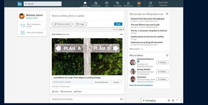 """LinkedIn: """"App der Schande"""" ab sofort im Windows Store erhältlich"""