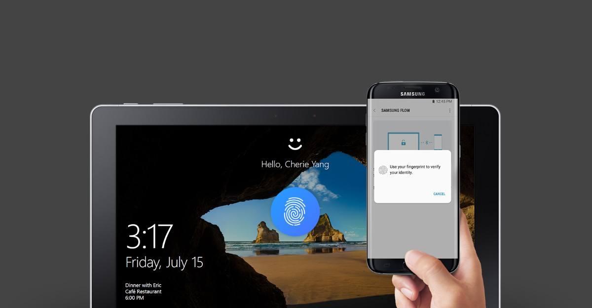 Samsung Flow: Zwischenablage zwischen Galaxy-Smartphone und Windows ...