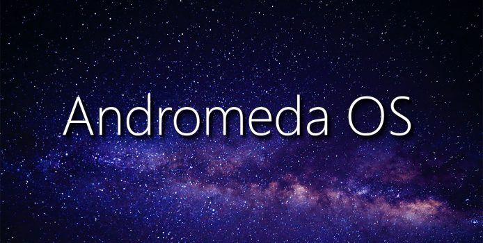 Andromeda OS: Windows 10 soll flexibler und leichter werden