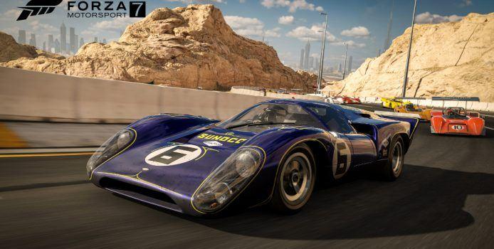 Forza Motorsport 7 Systemanforderungen für PCs bekannt gegeben